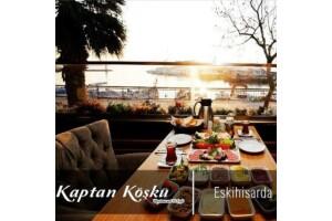 Eskihisar Kahve Deryası & Kaptan Köşkü'nden Nefis Mi Nefis Açık Büfe Kahvaltı Menüsü