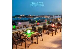 Nidya Hotel Galataport'tan Çift Kişilik Konaklama Seçenekleri
