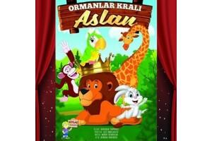'Ormanlar Kralı Aslan' Çocuk Tiyatro Oyunu Bileti