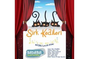 Sirk Kedileri Çocuk Tiyatro Bileti