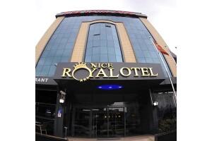 Nice Royal Otel Ataşehir'den Çift Kişilik Konaklama Seçenekleri