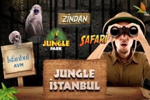 Jungle İstanbul'un İsfanbul AVM'deki Eğlence ve Heyecan Dolu Dünyasına Giriş Bileti
