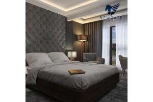New Gate Hotel Ankara'da Kahvaltı Dahil Çift Kişilik 1 Gece Konaklama