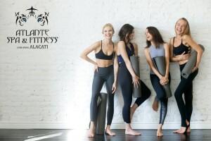 Atlante Alaçatı Spa, Bellevue Residence Etiler'de Pilates, Zumba ve Yoga Dersleri