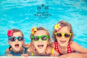 Atlante Alaçatı Spa, Bellevue Residence Etiler'de Çocuklara Özel 10 Ders Yüzme Eğitimi