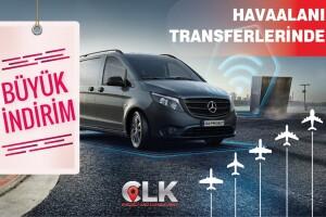 Clk Project Havalimanı Transfer Hizmeti