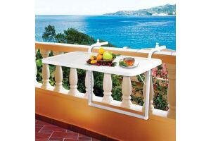 Doğrular Perilla Asılabilir Balkon Masası