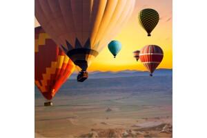 1 Saatlik Muhteşem Kapadokya Balon Turunu 699 TL'ye Almanızı Sağlayacak İndirim Kuponu 49 TL