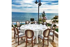 Selimpaşa Konağı Hotel'den Deniz Manzarası Eşliğinde Akşam Yemeği