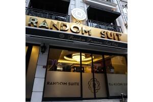 Random Suit Otel Bakırköy'de Çift Kişilik Konaklama Seçenekleri
