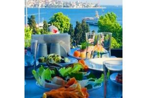 Beşiktaş Balıkçısı By Muzaffer'de Deniz Manzaralı Enfes Yemek Menüsü
