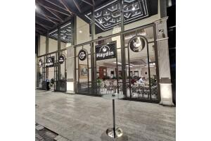 Haydin İstanbul'da Birbirinden Lezzetli Menülerde Geçerli İndirim Kuponu