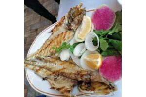 Küçük Liman Restaurant'ta Çift Kişilik Balık Menüsü