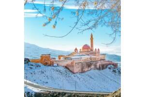 Her Cumartesi 3 Gece 4 Gün Yarım Pansiyon Uçaklı Türkiye'nin Çatısı Van Kars Erzurum Turu
