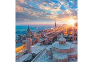 Ramazan & Kurban Bayramı Dönemleri Dahil Her Cumartesi 6 Gece Yarım Pansiyon Otel Konaklamalı 8 Gece 9 Günlük Dolu Dolu Büyük Gap Turu