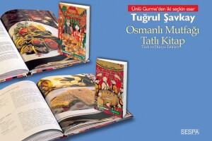 Samsung'lulara Özel Mutfağın Master Şeflerine Osmanlı Mutfağı ile Türk ve Dünya Tatlıları Kitabı 2 Cilt Takım 169 TL Yerine 39 TL