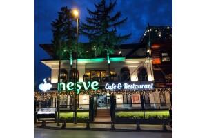 Neşve Çengelköy'de Serpme Kahvaltı Menü