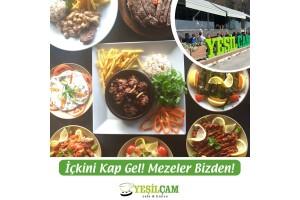 Salacak Sahil Yeşilçam Cafe & Bistro'da İçkini Kap Gel Menüleri