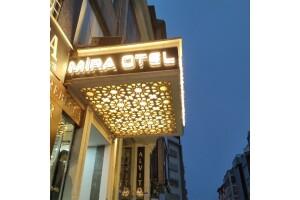 Mira Otel Laleli'de Kahvaltı Dahil Konaklama