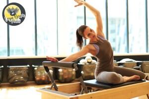 Göztepe Vega Beam Pilates'ten Reformer Pilates Dersleri