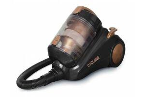 Fantom Tr8600 Toz Kapanı Torbasız Elektrikli Süpürge Siyah