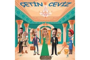 'Çetin Ceviz' Tiyatro Oyunu Bileti