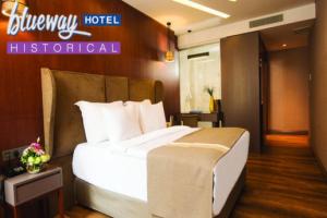 Şişli Blueway Hotel Historical'da 2 Kişi 1 Gece Konaklama Keyfi