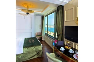 Taksim Star Hotel'de Oda Seçenekli Kahvaltı Dahil Çift Kişilik Konaklama