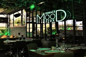 Mood Terrace'da Dj Performanslı ve Canlı Müzik (Onur Karan) Eşliğinde Yemek Menüsü Seçenekleri