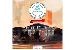 Üsküdar Ramada İstanbul Asia Hotel'in Şık ve Kaliteli Ambiyansında Tek veya Çift Kişilik Konaklama Seçenekleri