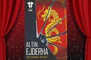 'Altın Ejderha' Tiyatro Oyunu Bileti