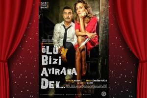 Hakan Yılmaz, Ebru Cündübeyoğlu ve Cengiz Şahin'in Sahnelediği 'Ölü'n Bizi Ayırana Dek' Tiyatro Bileti