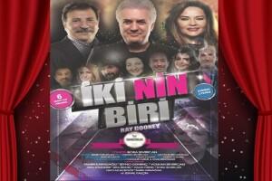 3. Karşıyaka Tiyatro Festivaline Özel Ünlü Oyuncuların Sahnelediği Eğlence Dolu 'İkinin Biri' Tiyatro Oyunu Bileti