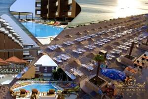 Kumburgaz Grand Gold Hotel'de 2 Kişilik Konaklama & Açık Büfe Kahvaltı