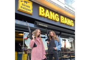 Bang Bang Airsoft Poligon & Coffee'de 30 Adet Mermi Atışı ve Kahve Keyfi