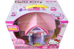 Orjinal - Hello Kitty Beatiful House Pet Shop Ev