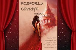 'Fosforlu Cevriye' Müzikal Tiyatro Oyunu Bileti