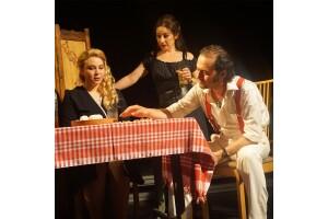 Tennesse Williams'ın YazMAdığı Oyunlar - Doğaçlama - 'Küçük Amerika' Tiyatro Bileti