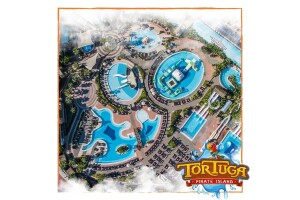 Kuşadası TorTuga Pirate Island Theme & Aquapark'a Giriş ve Hamburger Menü Seçenekleri