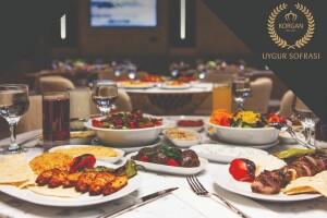 Korgan Uygur Sofrası'nda Tadına Doyulmaz Akşam Yemeği Menüleri