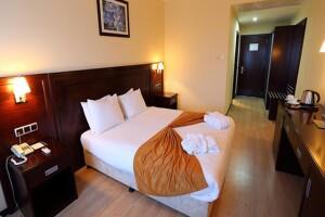 Eser Diamond Hotel & Convention'da 2 Kişi 1 Gece Kahvaltı Dahil Konaklama