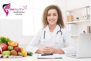 Beauty Güzellik Salonu'nda Vücut Analizi, Diyet Danışmanlığı ve 1 Aylık Diyet Programı