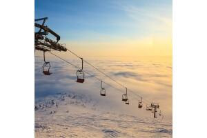 Her Hafta Sonu 5 Yıldızlı Otel'de 1 Gece 2 Gün Yarım Pansiyon Konaklamalı Kartepe Kayak Turu