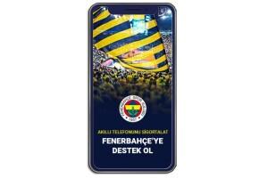 Hdi ve Nart Sigorta'dan Fenerbahçe Cep Telefonu Sigortası