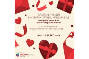 Ramada Encore İstanbul Bayrampaşa'da Sevgililer Günü Özel Konaklama Paketi