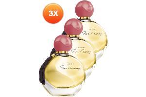Far Away Kadın Parfüm Edp 50 Ml 3 Adet