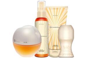 Incandessence Edp 50 Ml Kadın Parfüm 4'Lü Parfüm Seti
