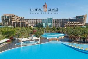 Kıbrıs Nuh'un Gemisi Deluxe Hotel'de Tatil Paketleri