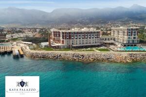 Kıbrıs Kaya Palazzo Resort Hotel'de Tatil Paketleri