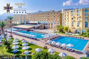 Kıbrıs Merit Park Hotel & Casino'da Tatil Paketleri